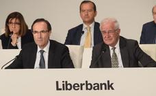 Liberbank se dispara más de un 22% en su vuelta al parqué ante una posible OPA de Abanca