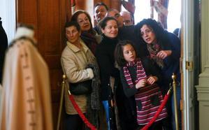 Visitas guiadas al Palacio de la Magdalena gratis todo el fin de semana
