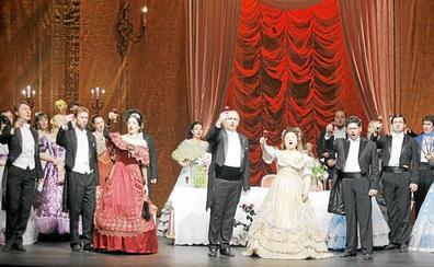 'La Traviata' y 'Carmen' vuelven al ciclo de ópera de Torrelavega