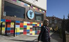 Locales cerrados en el centro de Santander