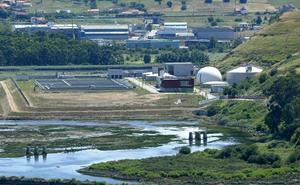 El Ministerio opta por la isla de Solvay para situar la nueva depuradora de Vuelta Ostrera