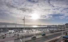 Encuentra un piso con vistas a la bahía de Santander