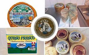 Ruta de los quesos de Cantabria