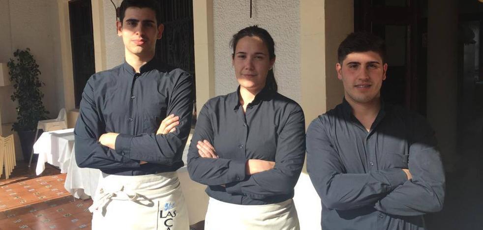 Finalistas de Maitre Cantabria