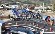 Abre al tráfico el puente Renero entre Los Corrales y San Felices