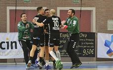 Un gol final de Torriko da la victoria al Blendio en Alcobendas