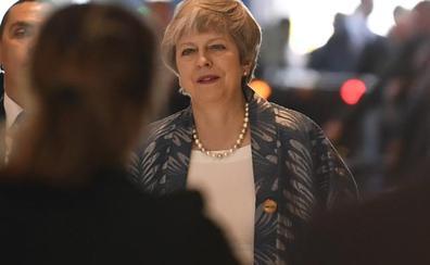 May convoca el último voto del 'brexit' el 12 de marzo