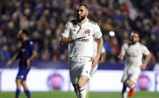 Benzema: «Ahora soy yo el líder del ataque»