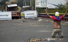 La opción militar en Venezuela sigue en la recámara