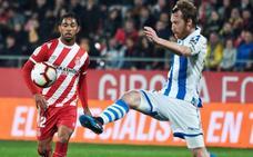 Girona y Real dan por bueno el empate