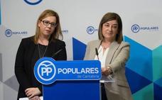 El PP, dispuesto a hacer «frente común» con PRC-PSOE para que Cantabria sea incluida en el Corredor Atlántico