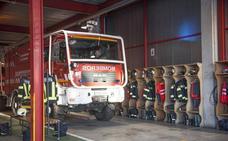 El gobierno de Camargo, «tranquilo» ante la querella del jefe de bomberos