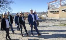 El nuevo colegio de Infantil y Primaria de Renedo comenzará a dar clase el próximo curso