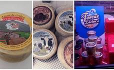 Conoce los quesos que se elaboran en la zona del Besaya