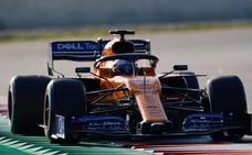 Sainz revienta el crono de las dos últimas pretemporadas