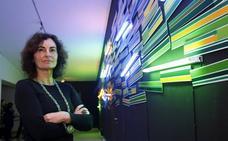 La artista santanderina Arancha Goyeneche, premio de investigación La Rambleta