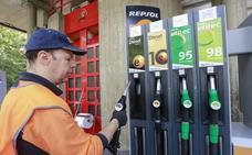 Los precios suben en febrero un 1,1% por la gasolina
