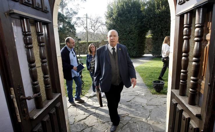 Rábago se despide de la alcaldía de Santillana y abre la puerta al Parlamento