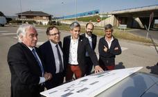 Fomento invertirá 440.000 euros para mejorar la seguridad de la rotonda de Tanos