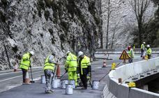 La licitación de obra pública cae un 33,7% en Cantabria, el mayor descenso del país