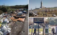 Los frentes ambientales de Santander