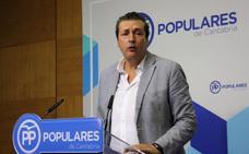 El PP pide a Zuloaga que devuelva los trenes a Cantabria o que dimita
