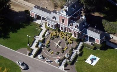 El rancho de Michael Jackson vuelve a la venta y con descuento