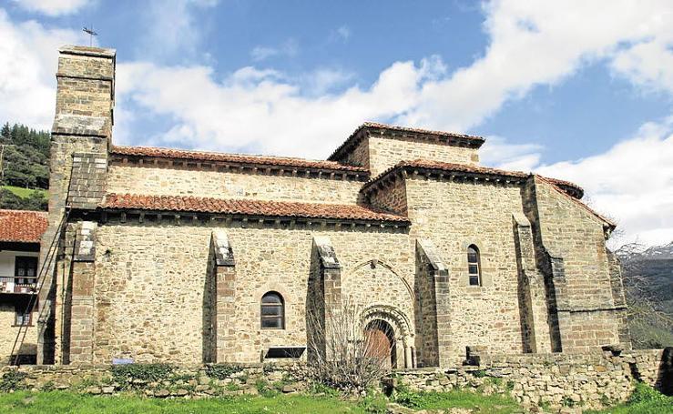 Santa María de Piasca, una de las joyas del románico en Liébana