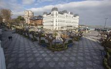 Las obras de remodelación de la Plaza de Italia y los jardines de San Roque empiezan este mes