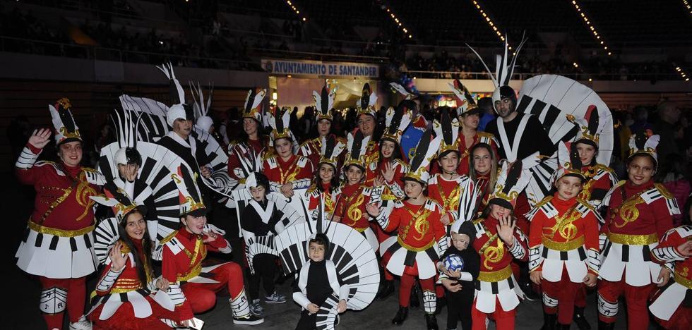 Un carnaval lleno de buen rollo