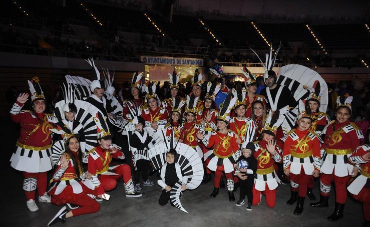 De carnaval en Cantabria