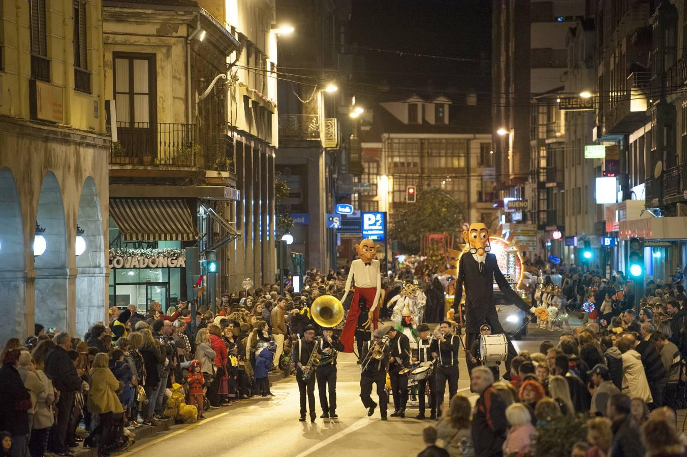 El carnaval invade Torrelavega