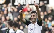 Barral se quedará una semana más en Santander