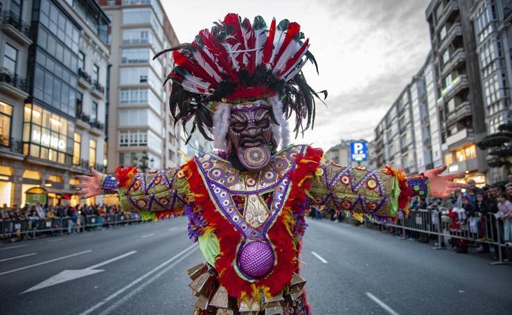 El carnaval toma los municipios de Cantabria