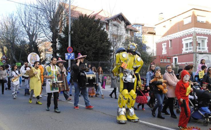 El carnaval campurriano