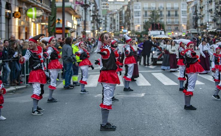 Santander se va de carnaval