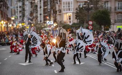 La calle es un carnaval