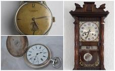 Recordando los relojes antiguos