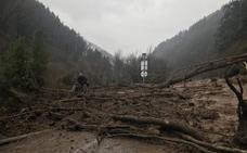 Cantabria solicita apoyo económico por las inundaciones