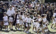 Turismo ya tiene el dosier de las Guerras Cántabras como Fiesta de Interés Internacional