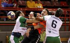 Torrelavega acogerá un partido de balonmano de la Copa del Rey