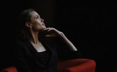 Angelina Jolie prepara un thriller a las órdenes del guionista de 'Sicario' y 'Comanchería'