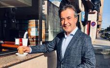 Movellán estrena su candidatura a alcalde de Camargo proponiendo unos presupuestos participativos