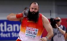 Carlos Tobalina achaca a un «descuadre en la técnica» su discreto papel en el Europeo de Glasgow