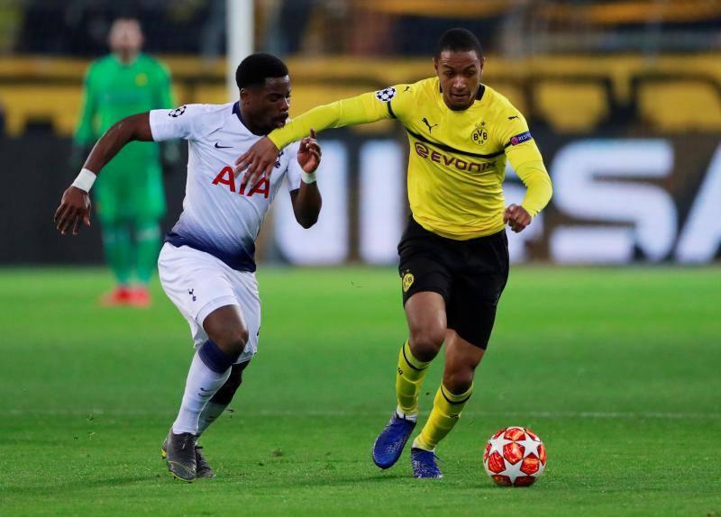 Las mejores imágenes del Borussia Dortmund-Tottenham