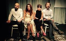 'Felicidad' gana el Festival de Teatro y Danza Indifest