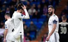 Caos en el Madrid en su cumpleaños más amargo