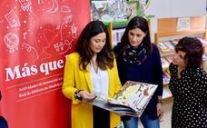 Las bibliotecas municipales ofrecen este mes actividades infantiles de animación a la lectura