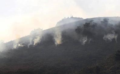 El fuego da una nueva tregua a los montes de Cantabria y se desactiva el Plan Especial de Incendios