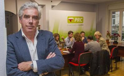 Fuentes-Pila ya es candidato del PRC a la alcaldía de Santander